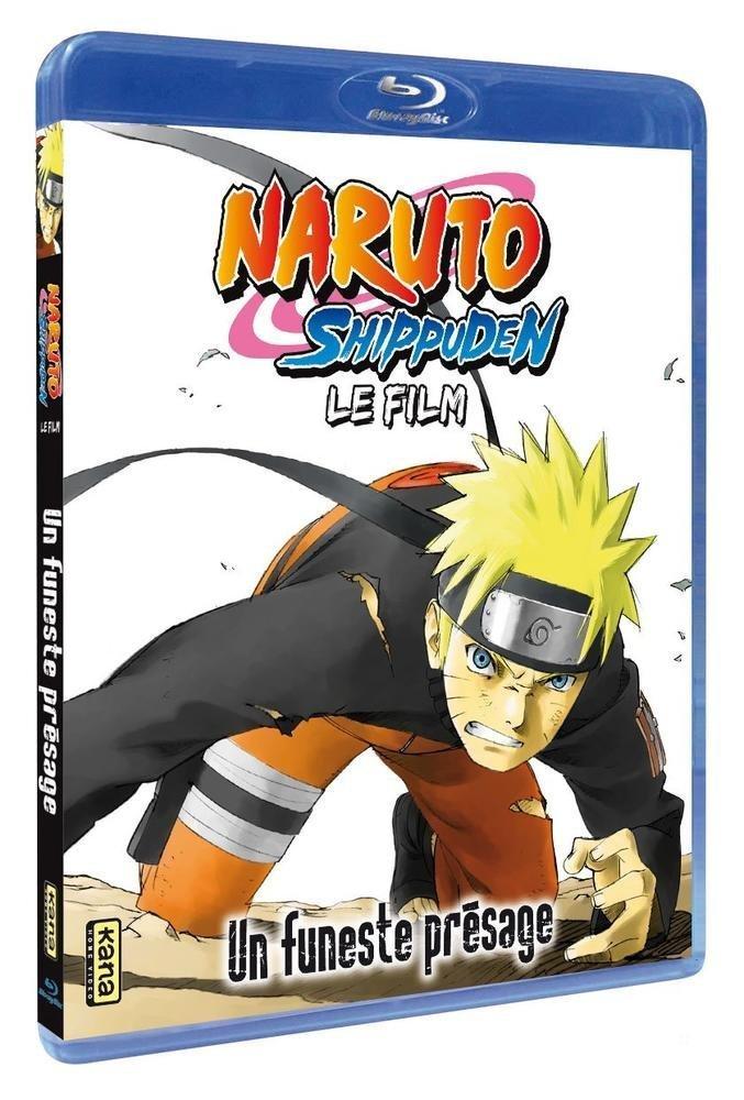 Naruto Shippûden film 1 - Un Funeste Présage 1