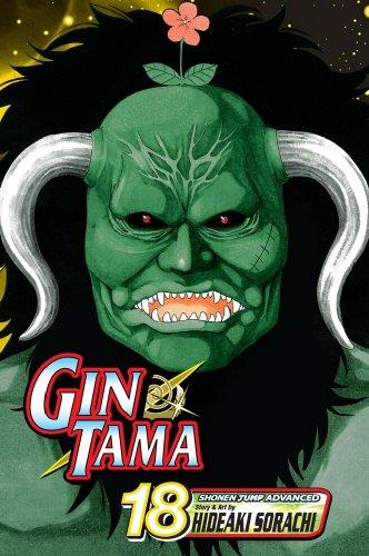 Gintama 18