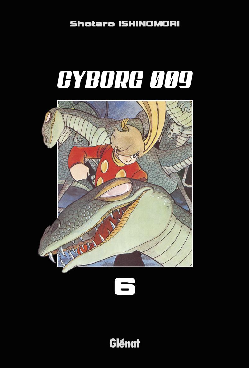Cyborg 009 6