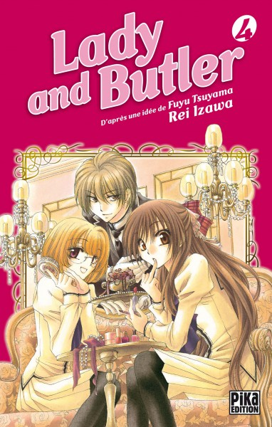 Lady and Butler 4