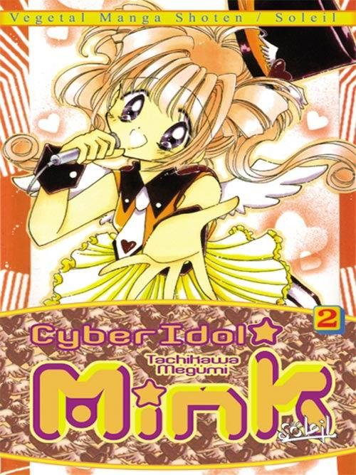 Cyber Idol Mink 2