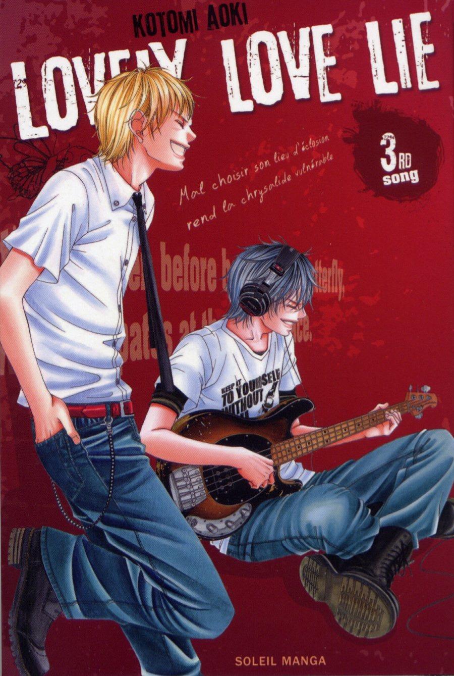 Lovely Love Lie 3