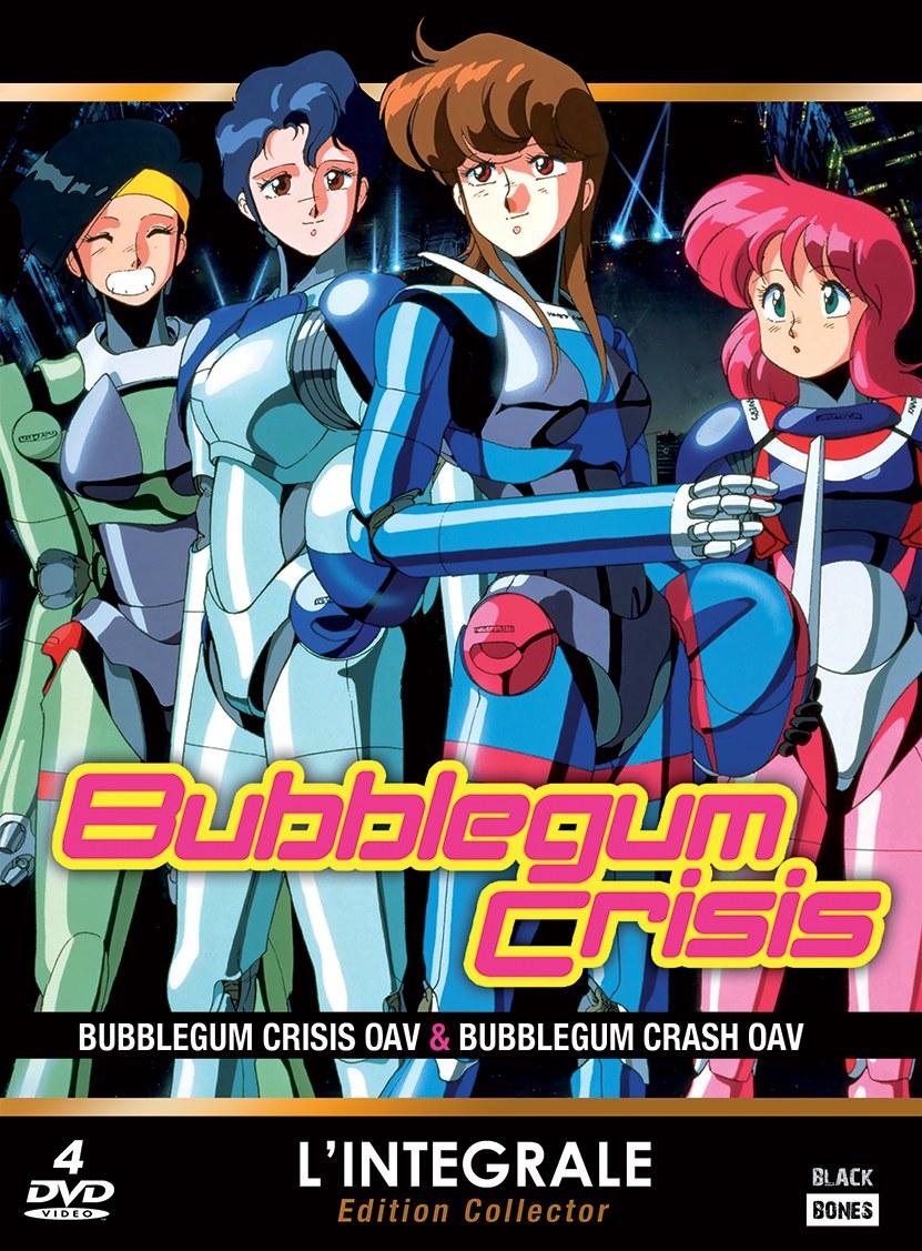 Bubblegum Crisis 1