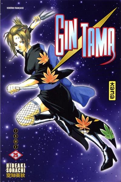 Gintama 25