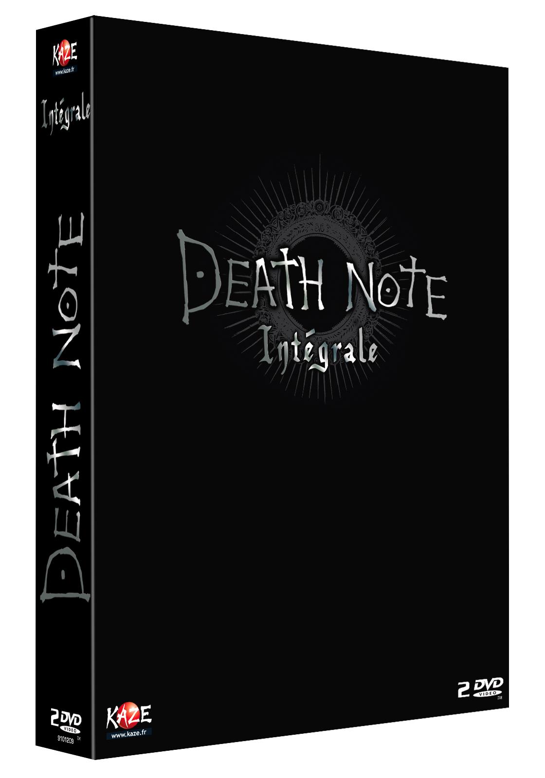 Death Note Films 1 et 2 1