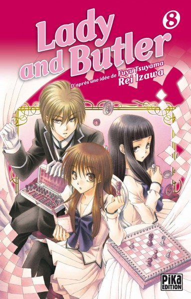 Lady and Butler 8