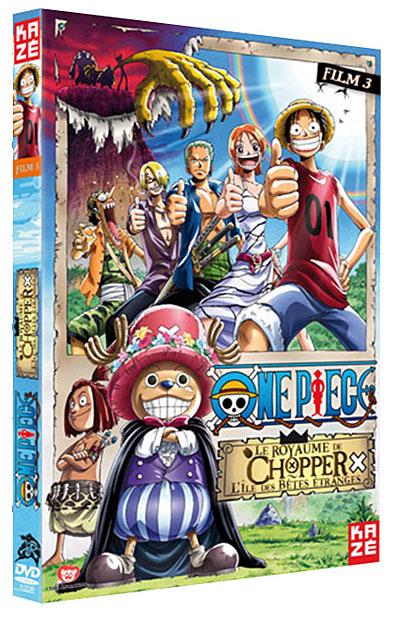 One Piece - Film 03 : Le Royaume De Chopper, L'Île Des Bêtes Géantes 1