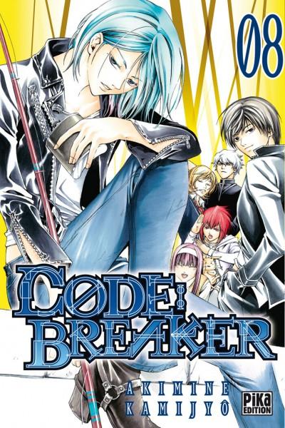 Code : Breaker 8
