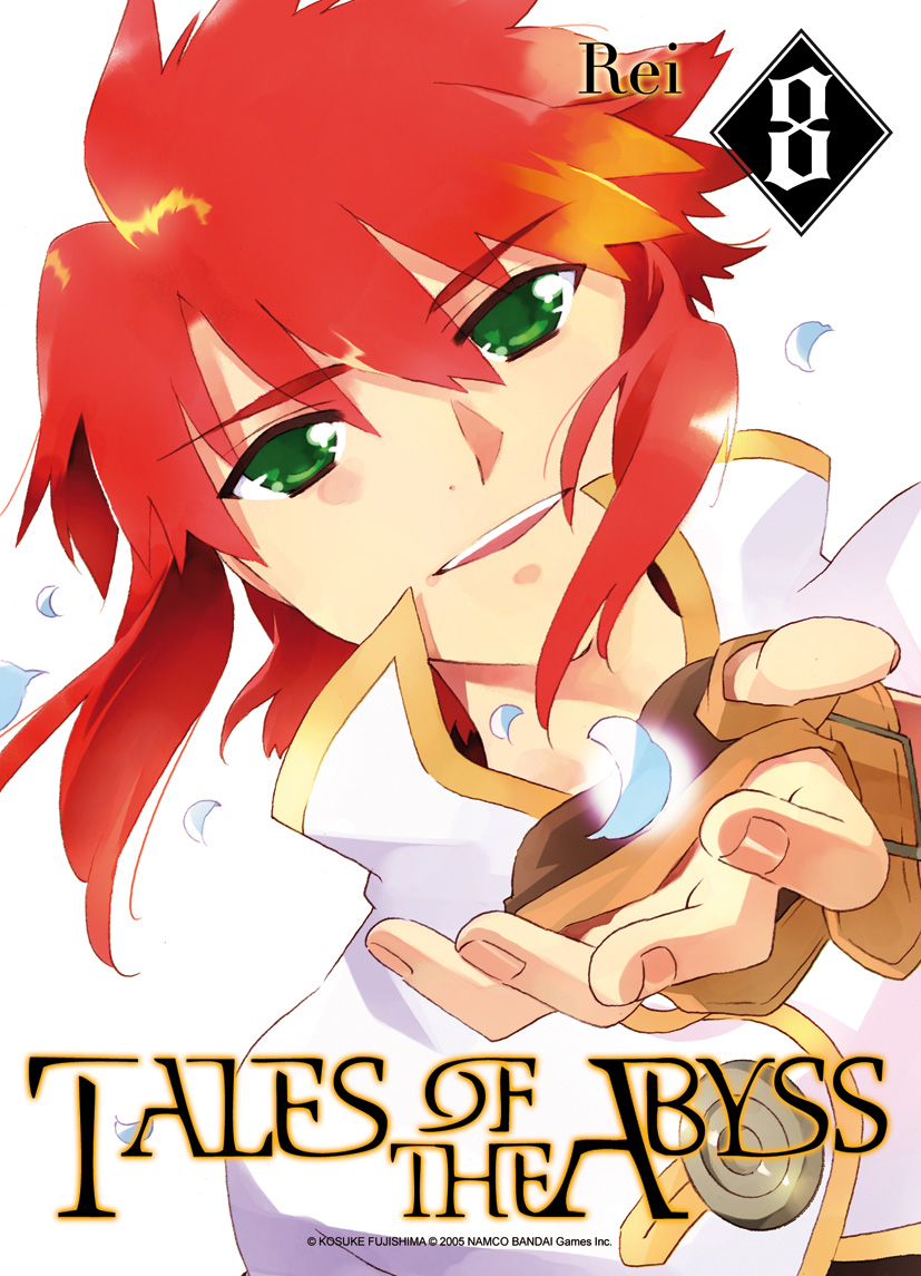 Tales of the Abyss 8
