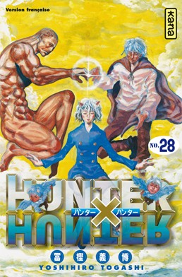 Hunter X Hunter 28