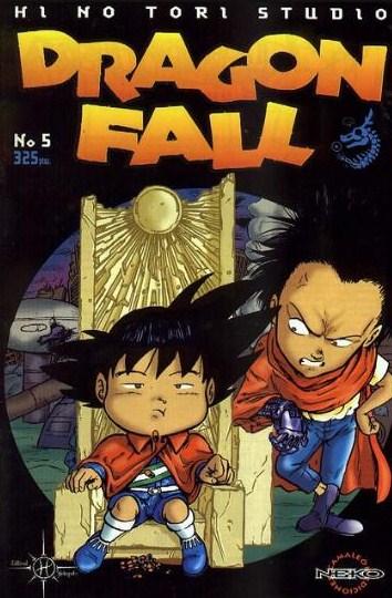 Dragon Fall 5