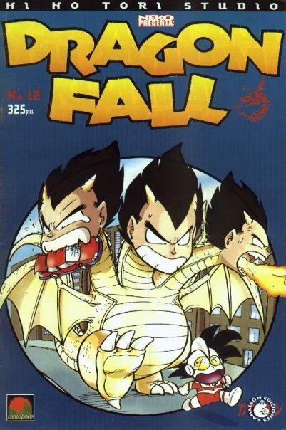 Dragon Fall 12