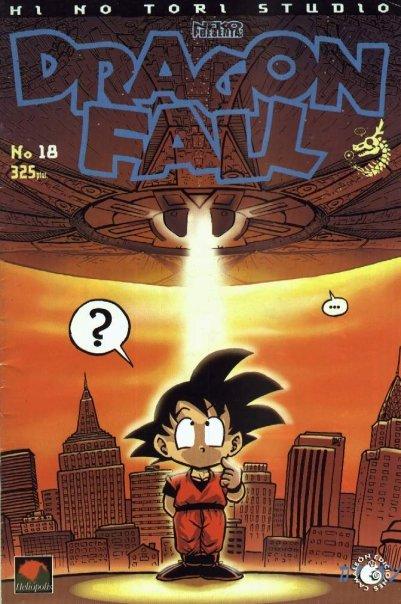 Dragon Fall 18