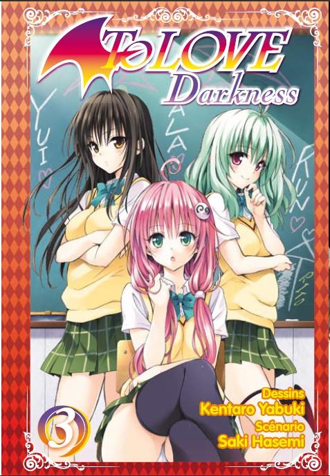 To Love Darkness 3