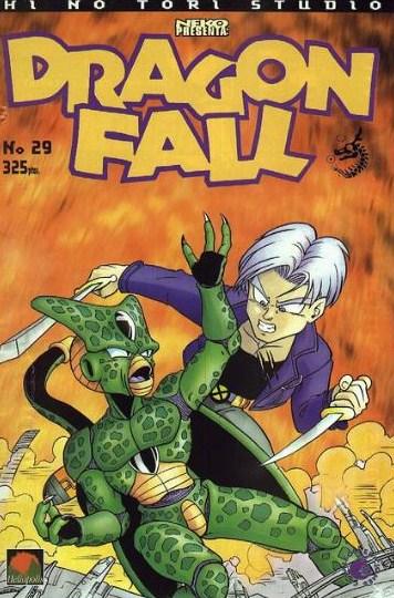 Dragon Fall 29