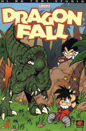 Dragon Fall 28