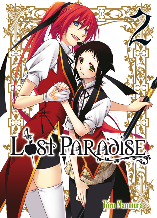 Lost Paradise 2