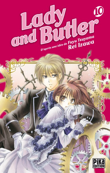 Lady and Butler 10