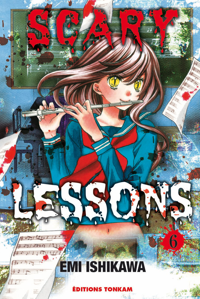 Scary Lessons 6