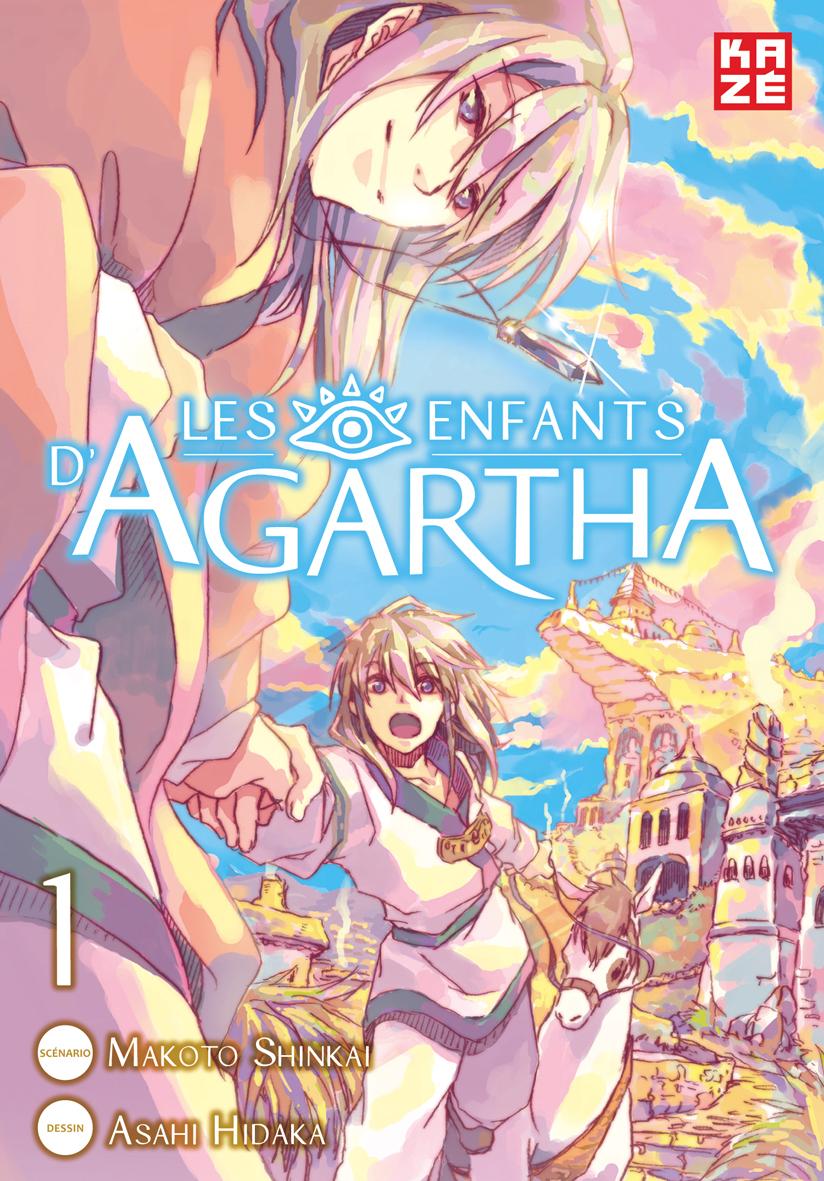 Les enfants d'Agartha 1