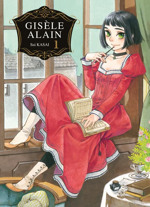 Gisèle Alain 1