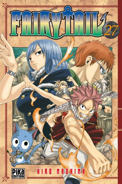 Fairy Tail 27