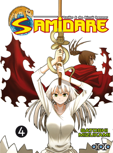 SAMIDARE, Lucifer and the biscuit hammer 4