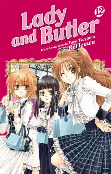 Lady and Butler 12