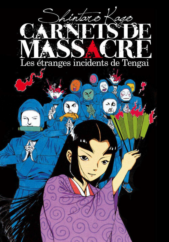 Carnets de Massacre, Les étranges incidents de Tengai 1