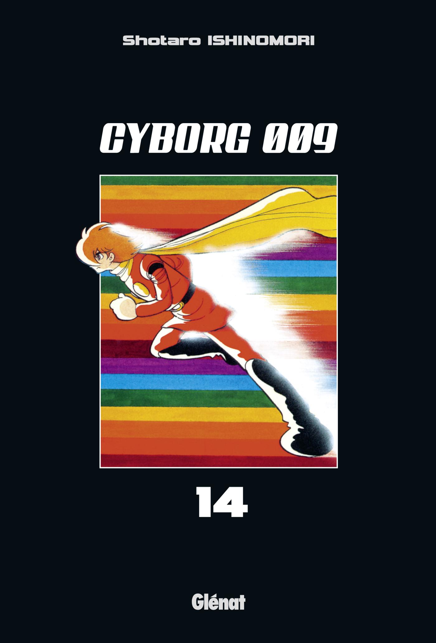 Cyborg 009 14