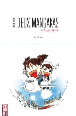 Deux Mangakas à Angoulême 1