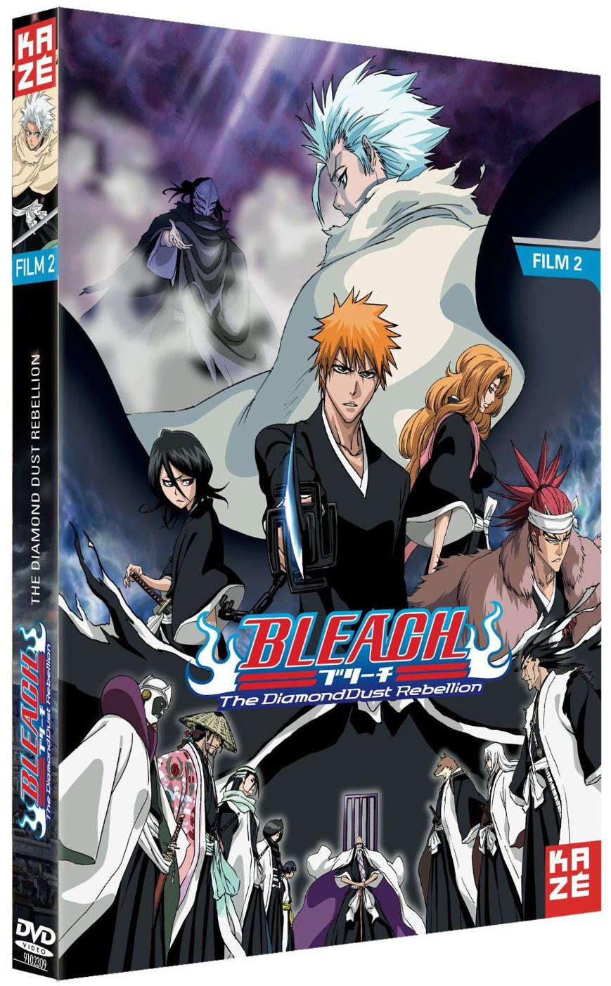 Bleach - Film 2 - The Diamond Dust Rebellion 1