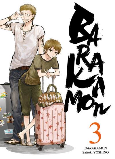 Barakamon 3