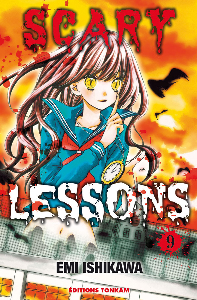 Scary Lessons 9