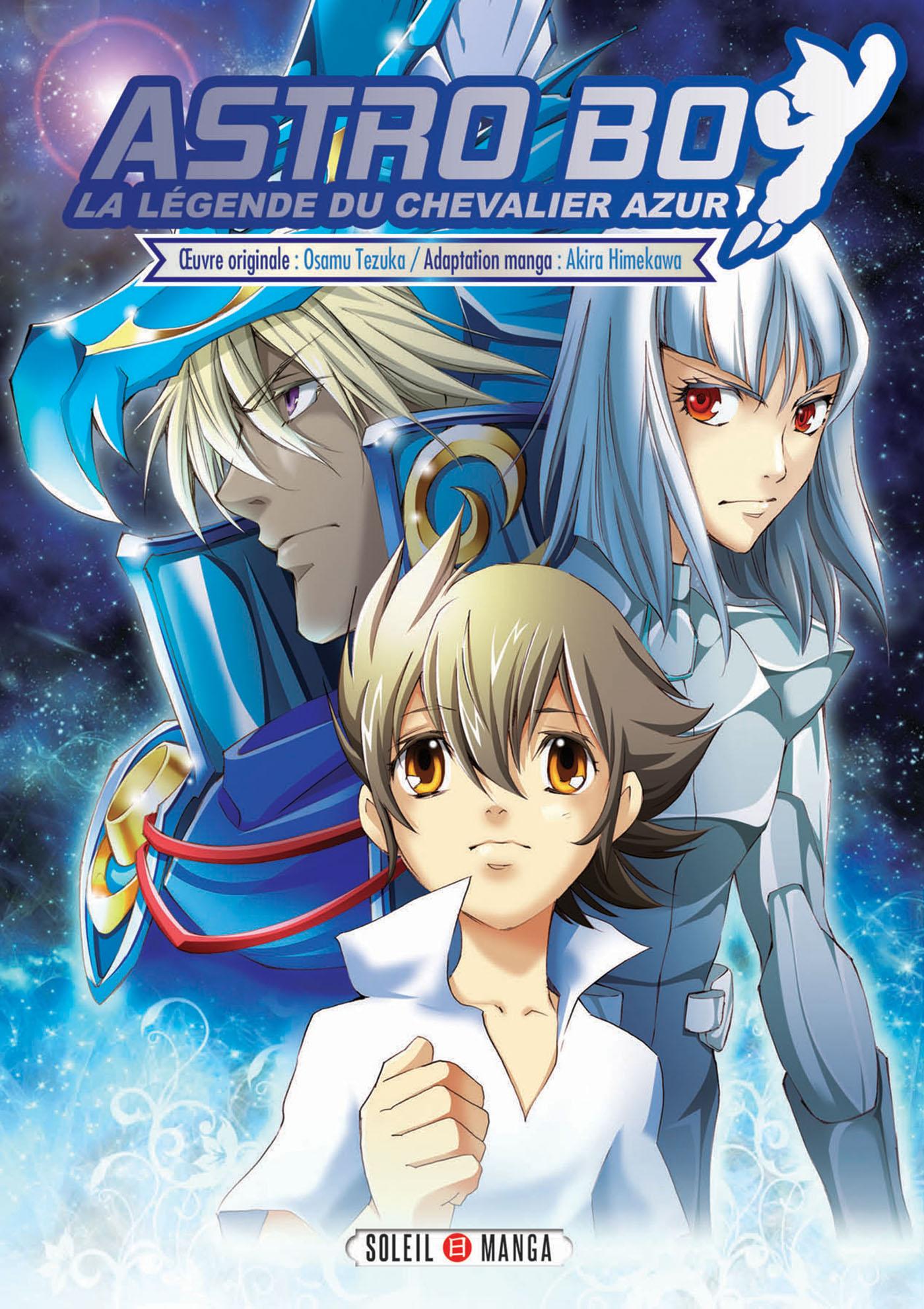 Astro Boy - La Légende du Chevalier Azur 1