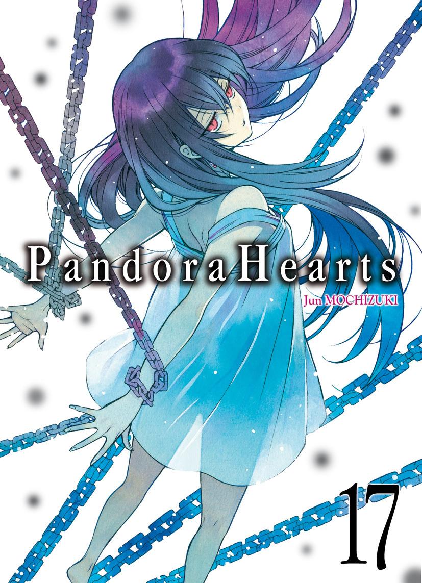 Pandora Hearts 17