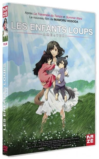 Les Enfants Loups, Ame & Yuki 1