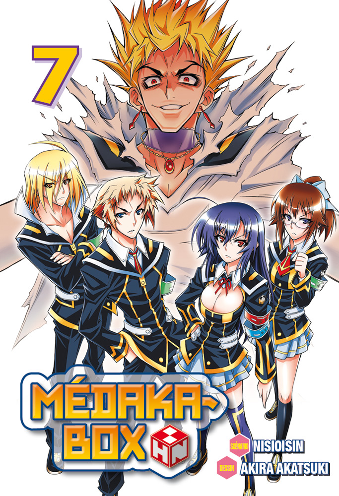 Medaka-Box 7