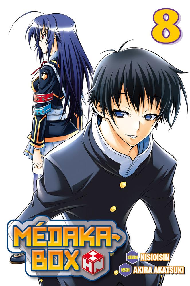 Medaka-Box 8