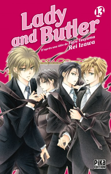 Lady and Butler 13