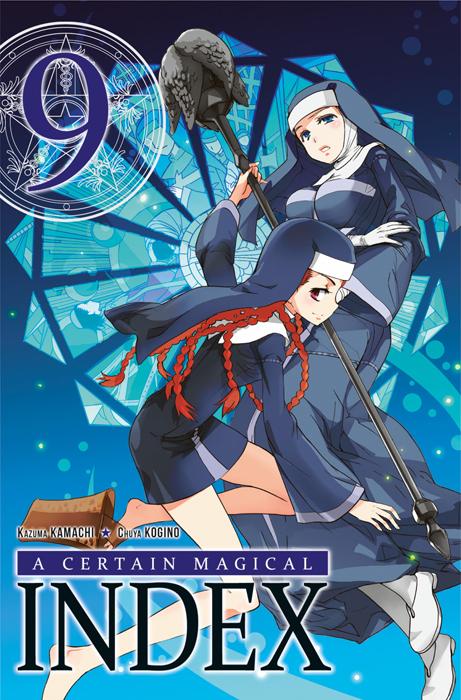 A Certain Magical Index 9