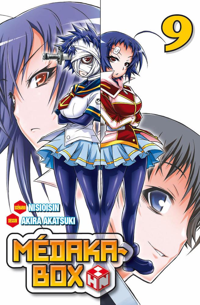 Medaka-Box 9