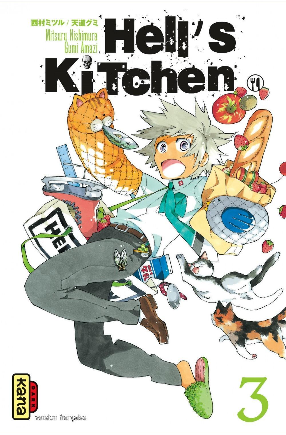 Hell's Kitchen 3