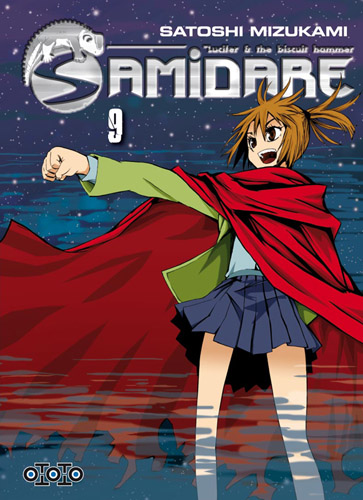SAMIDARE, Lucifer and the biscuit hammer 9