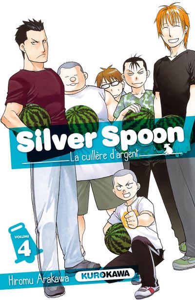 Silver Spoon - La Cuillère d'Argent 4