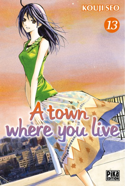 A Town Where You Live 13