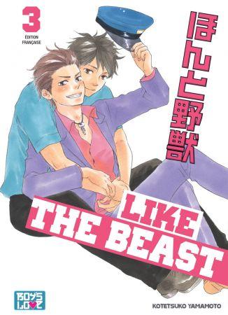 Like the Beast 3