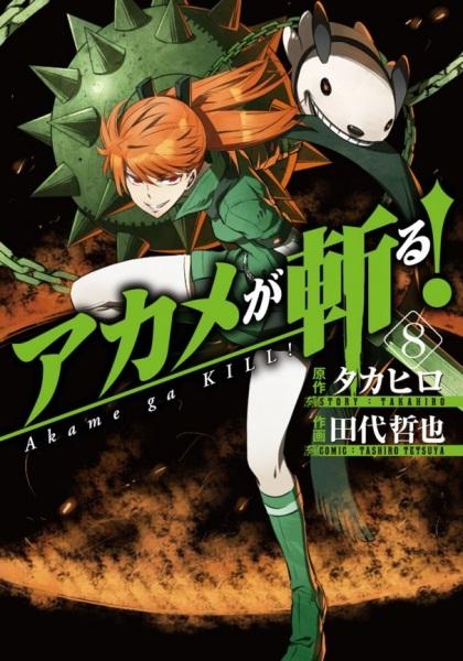 Red Eyes Sword - Akame ga Kill ! 8
