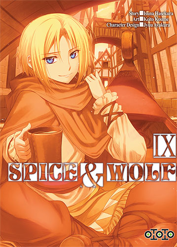 Spice and Wolf 9