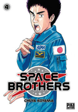 Space Brothers 4
